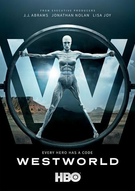 Мир Дикого запада Сезон 1 (2016)