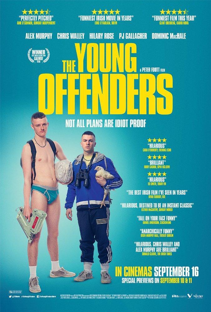 Смотреть онлайн Юные преступники (2016) в хорошем качестве бесплатно hd 1080p