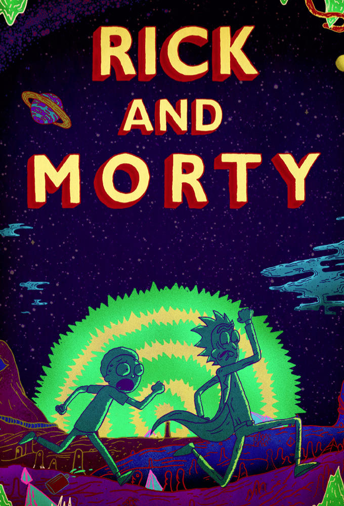 Рик и Морти 5 сезон (2021)