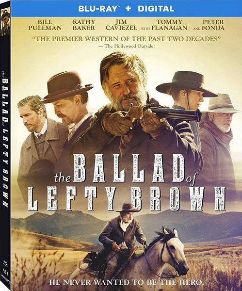 Баллада о Лефти Брауне (2017)